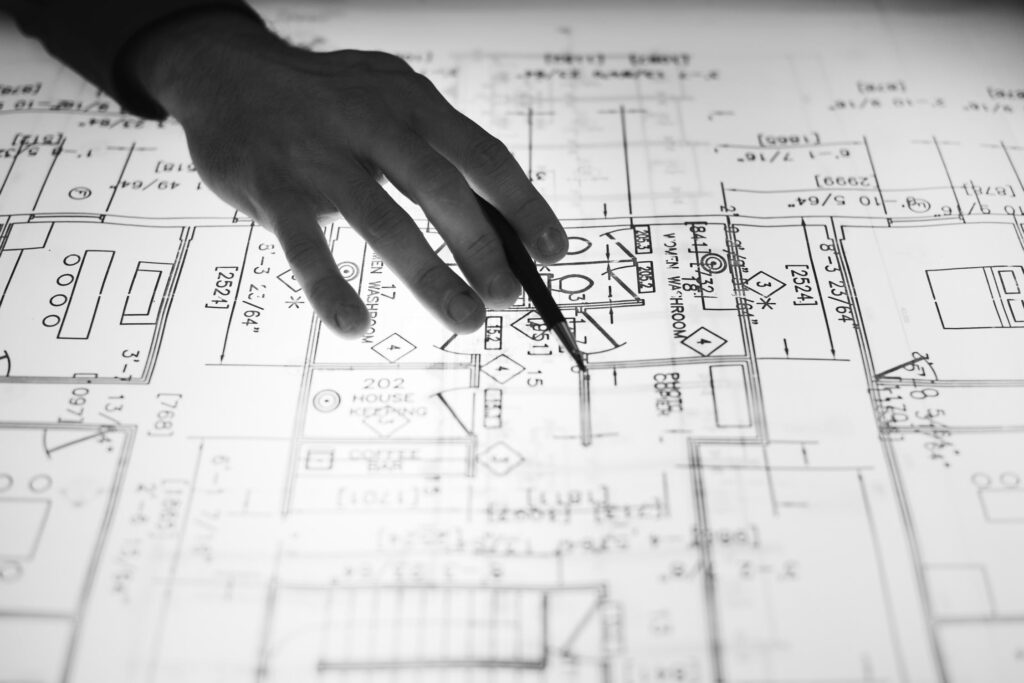 Construction plans to accompany a contract will help you avoid cowboy builders.